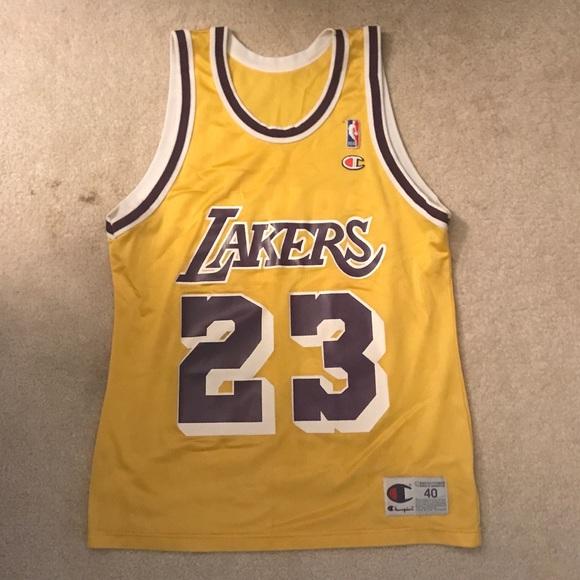 size 40 4cc4b 8e8f8 Cedric Ceballos Los Angeles Lakers Jersey